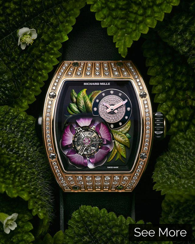 Watch Advertising Product Photography Richard Mille by Red Room